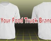 food truck merchandising