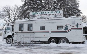 mcgills food truck