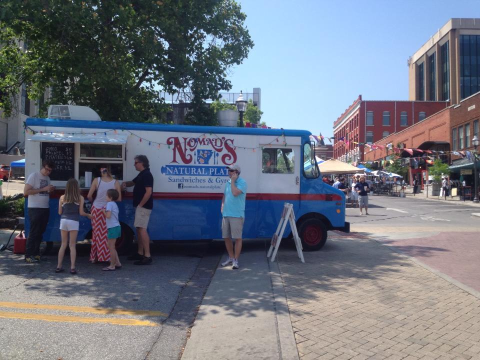 Fayetteville food truck