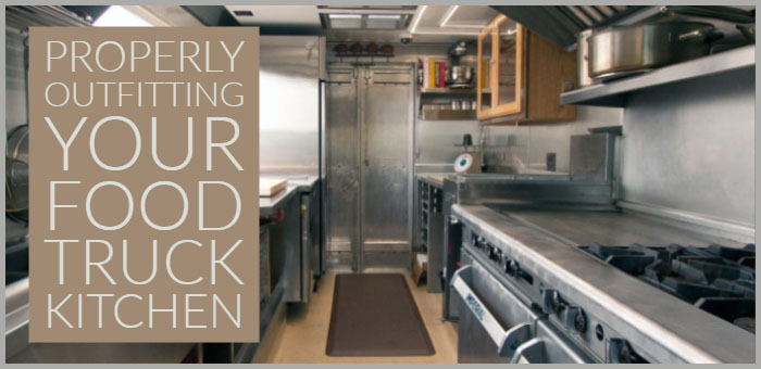 Food Truck Kitchen