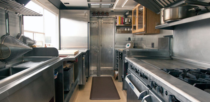 food truck kitchen design properly outfitting your food truck kitchen 3507
