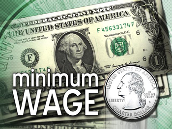 minimum wage poll