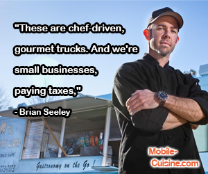 Brian Seeley Food Truck Quote