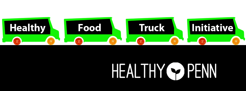 Healthy Food Truck Initiative Banner