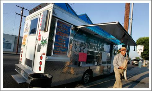 Matt Geller Discusses Lack Of La Food Truck Inspections