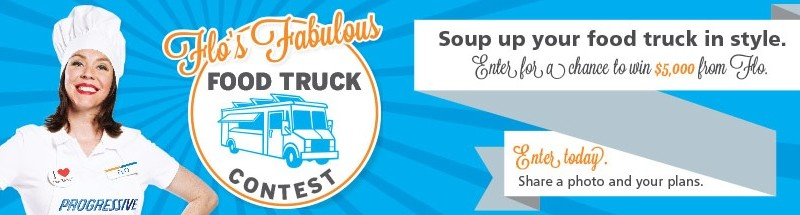 Flo's Food Truck Contest