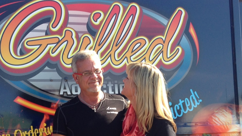 Grilled Addiction Lance and Beth Smith