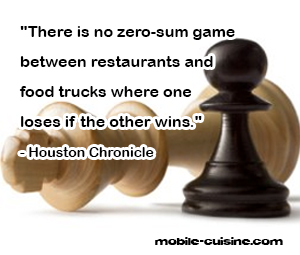 Houston Chronicle Food Truck Quote