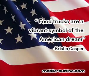 Kristin casper food truck quote