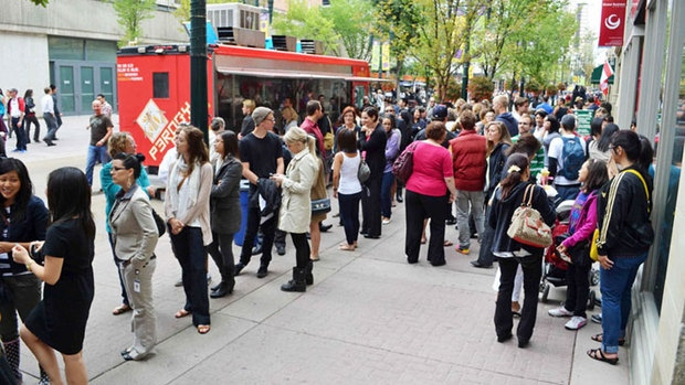 Calgary food trucks