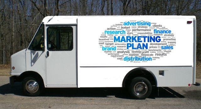 food truck marketing plan