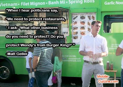 Matt Geller Protection Quote