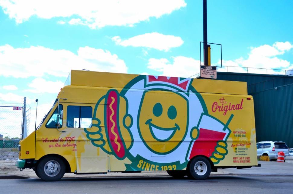 Hot Dog King Food Truck