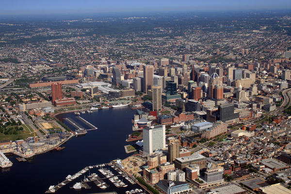 baltimore downtown