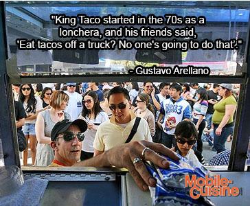 Gustavo Arellano Food Truck Quote