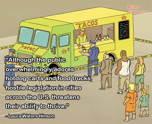 Laura Waters Hinson Food Truck Quote