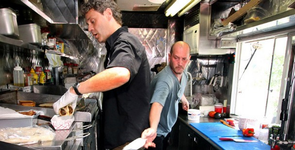Sample Food Truck Line Cook Job Description