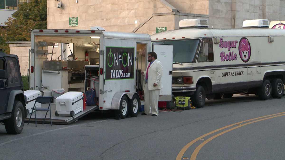 Food Trucks Huntsville Al