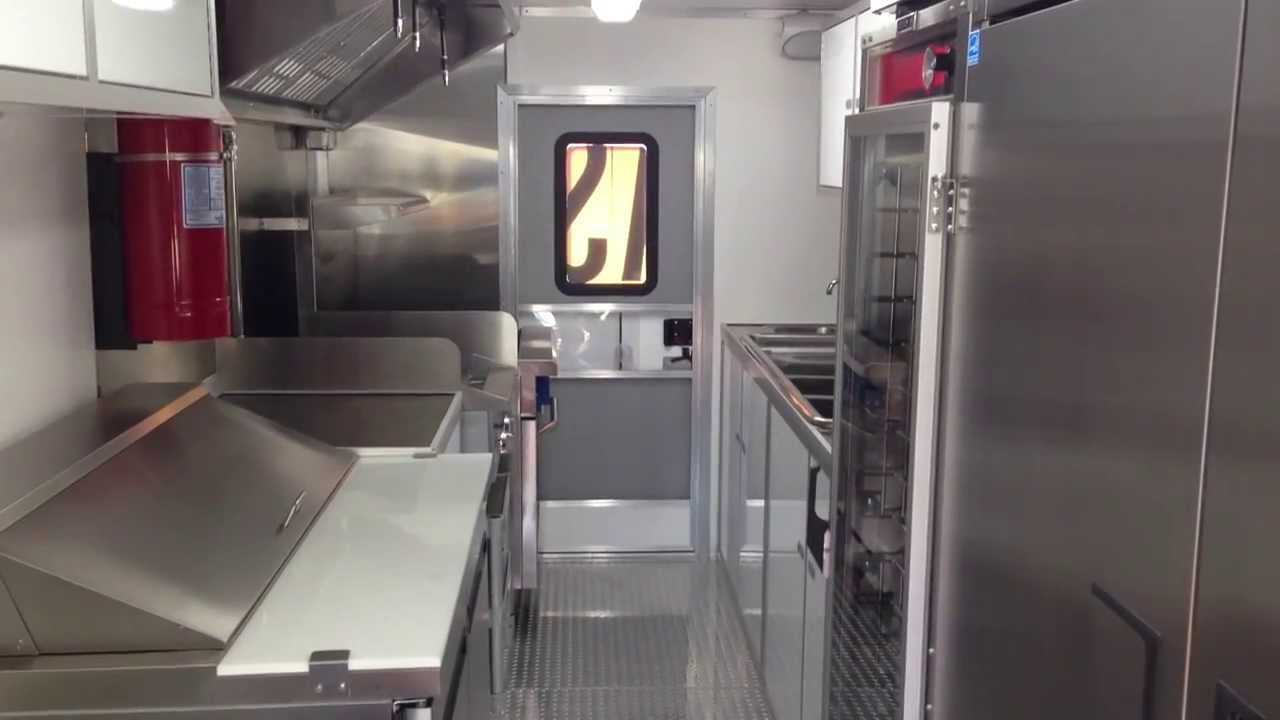 Craft Mobile Kitchen Food Truck