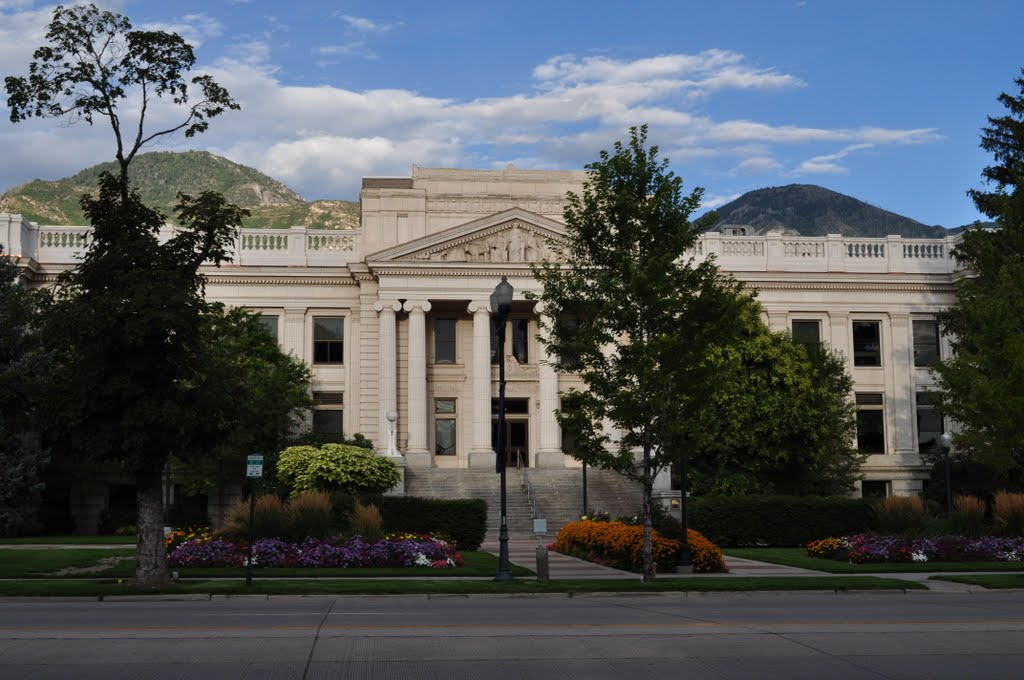 provo city hall