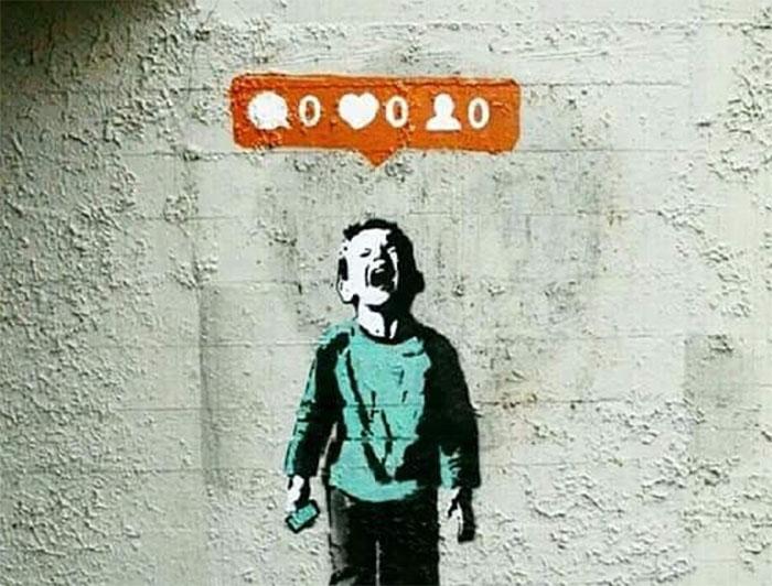 social media isn't a chore