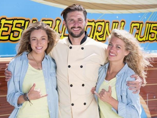 Great Food Truck Race Beach Cruiser