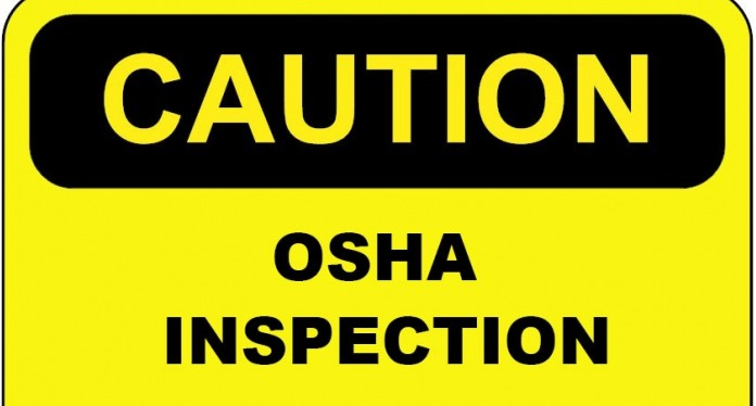OSHA food truck inspection