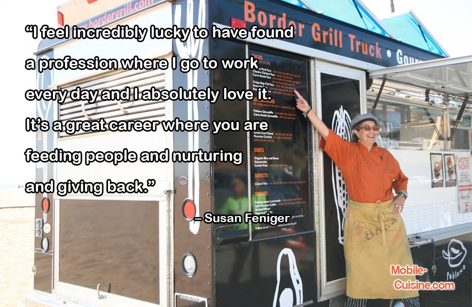 Susan Feniger Chef Quote