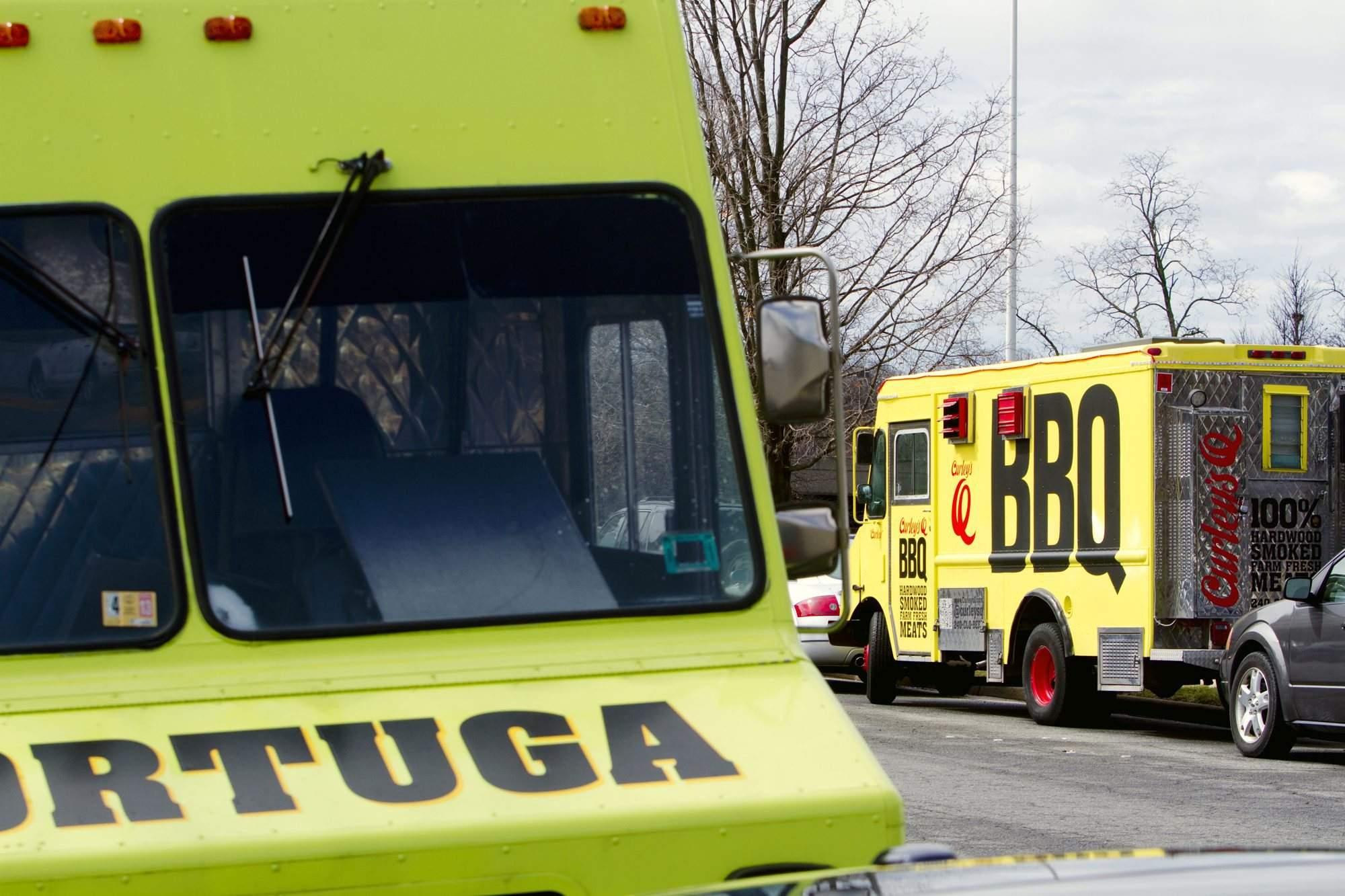 Food Trucks Fairfax Va