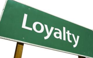 staff and customer loyalty