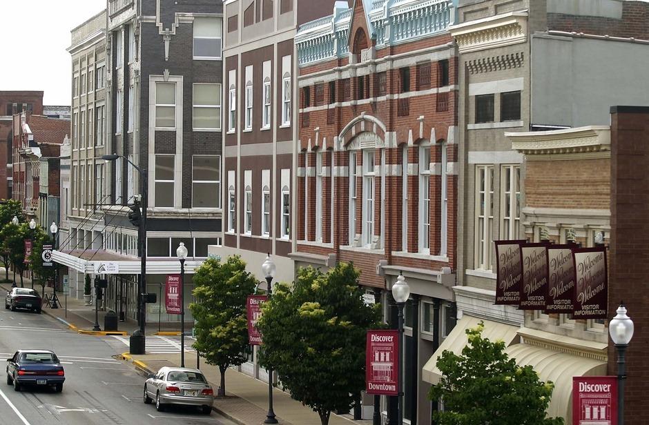 ownsboro ky downtown