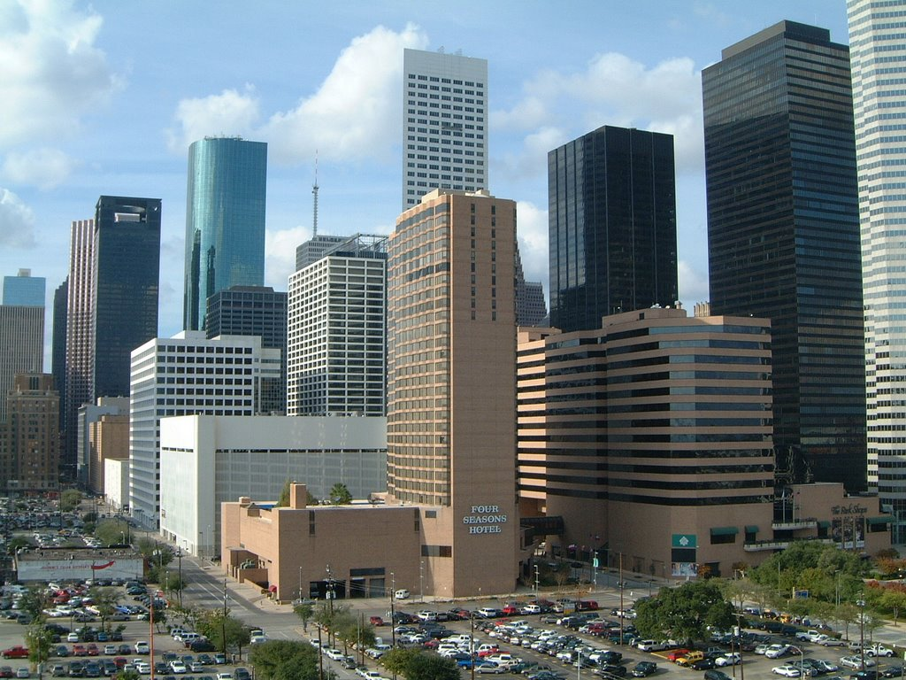 Hotels Near Downtown Houston