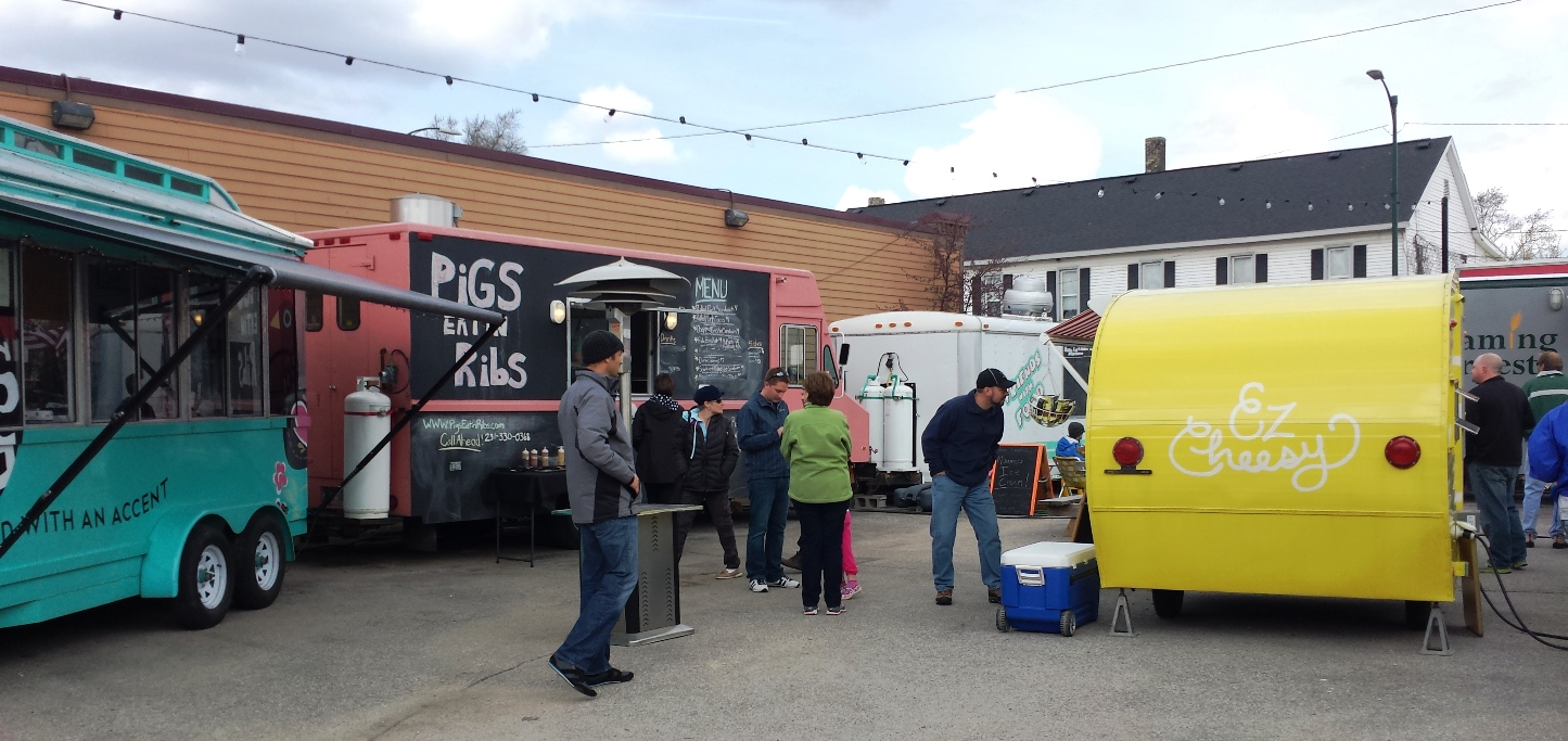 Food Truck Catering In Michigan