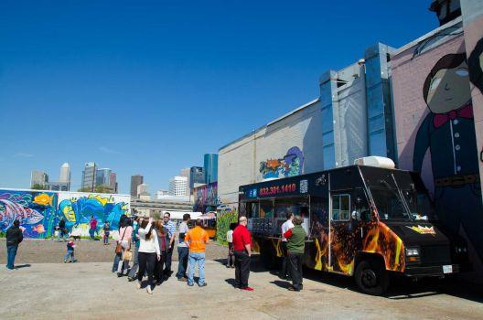 Food Truck Parks Houston Tx