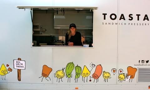 Australian Food Trucks Running Into Government Pushback