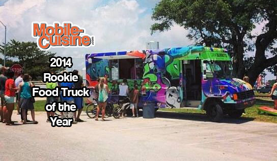 2014 Rookie Food Truck Of The Year