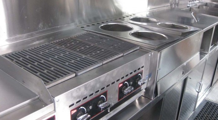 Upgrading Food Truck Kitchen Equipment 5 Simple Steps