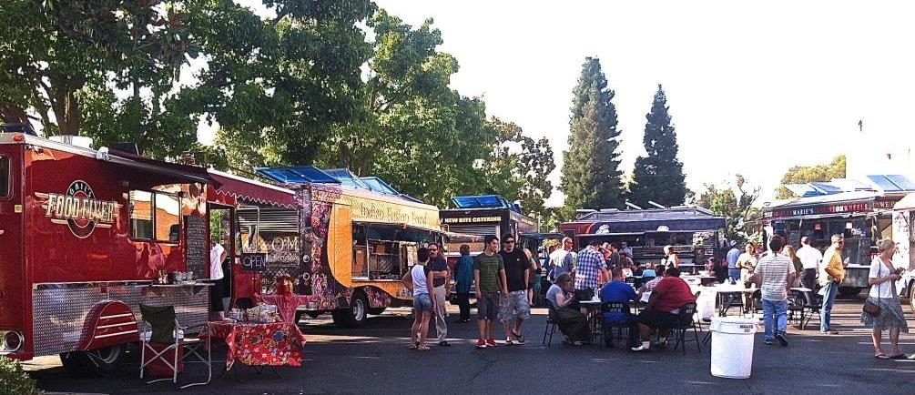 Food Truck Parking Sacramento