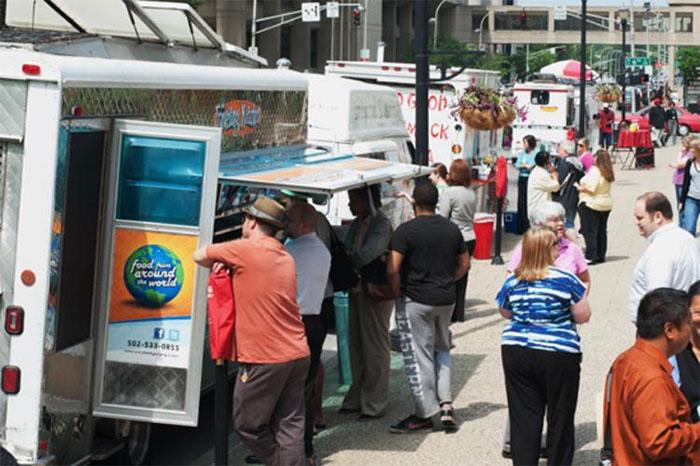 Longshot Lobsta Food Truck Louisville