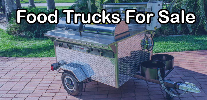 Food Trucks for sale 2