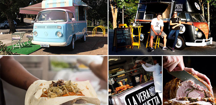 Food Truck Movement In Brazil