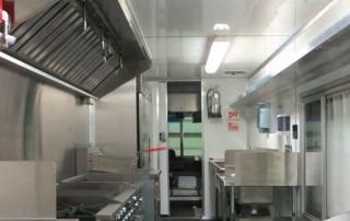 hot food truck kitchens