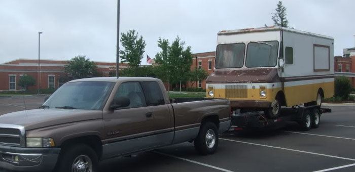 Food Truck Legalities