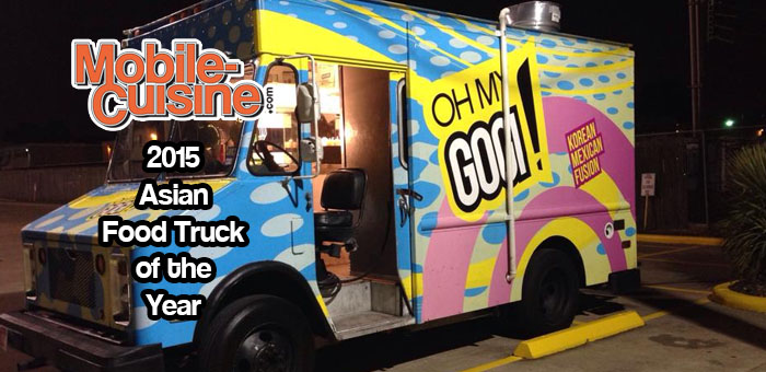 Oh My Gogi: 2015 Asian Food Truck Of The Year