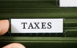 food truck taxes