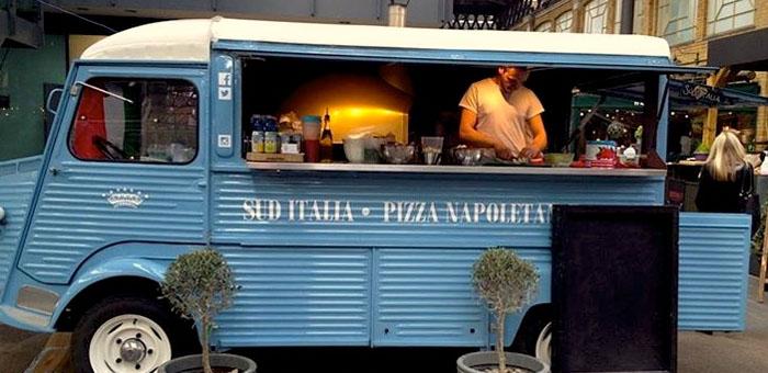 Birmingham Uk Food Trucks