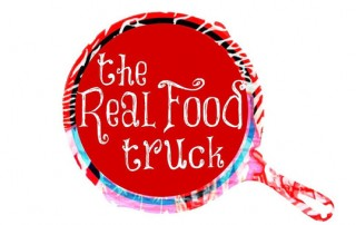 the real food truck logo