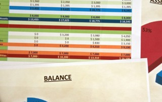 food truck balance sheet