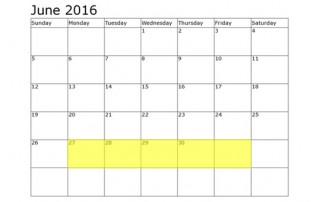 June 27-1 Food Holidays