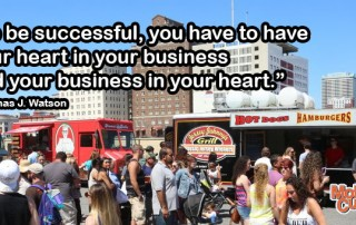 Thomas J. Watson Success Quote